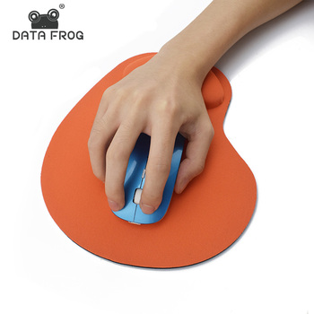 DATA FROG Gaming Mouse Pad Notebook Computer for Wrist Comfortable Thicken Practical Mice Mats