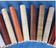 Waterproof wood furniture foil stickers nontoxic Korean thickened wardrobe door door stickers self-adhesive wallpaper-285