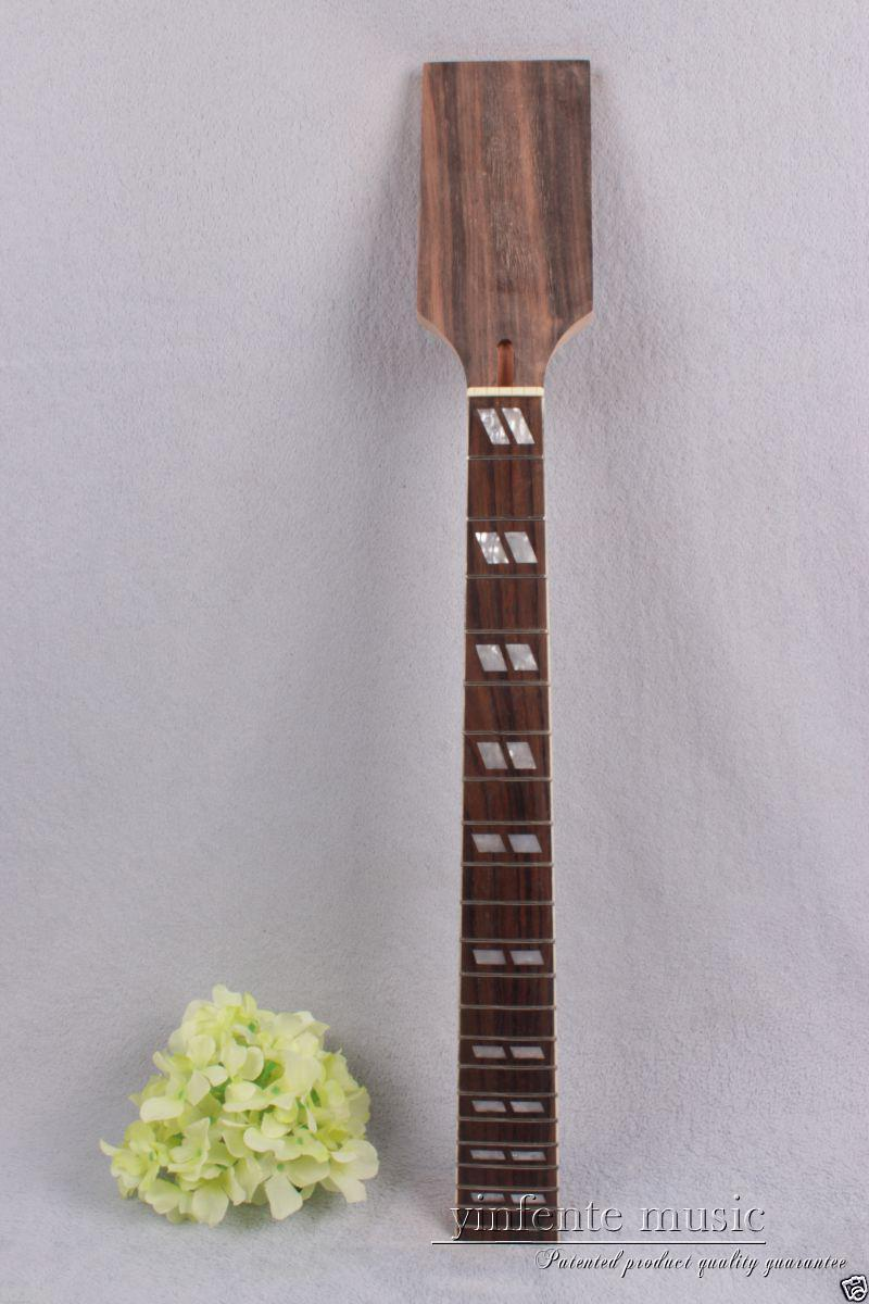 Electric guitar neck 22 fret 24.75'' Mahogany rose wood Fretboard Truss Rod #880 high quality electric guitar neck truss rod adjustmrnt 440mm guitar parts wholesale