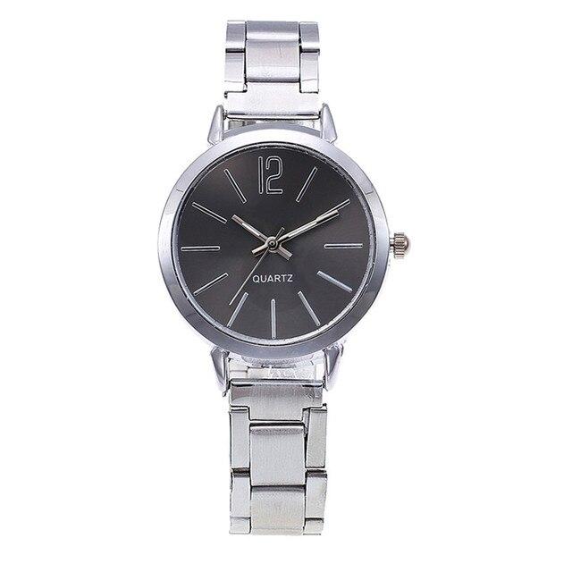 Luxury Women Bracelet Watches Fashion Women Dress Wristwatch Ladies Stainless St
