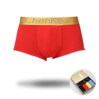 4 Pic Lot New Fashion Hot Sale Men Male Underwear Men S Boxer Underwear Sexy Pure