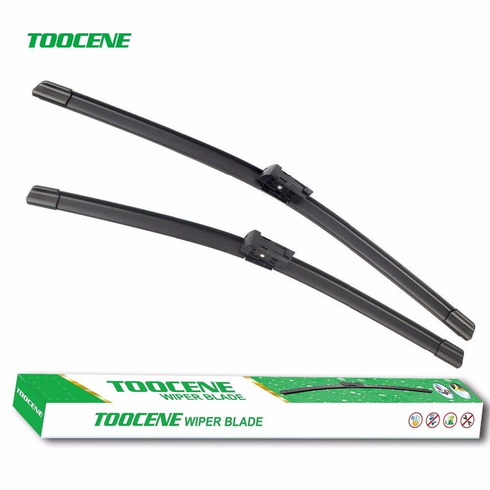 Toocene Windshield Wiper Blades For Audi A4 B8 (2009 2015