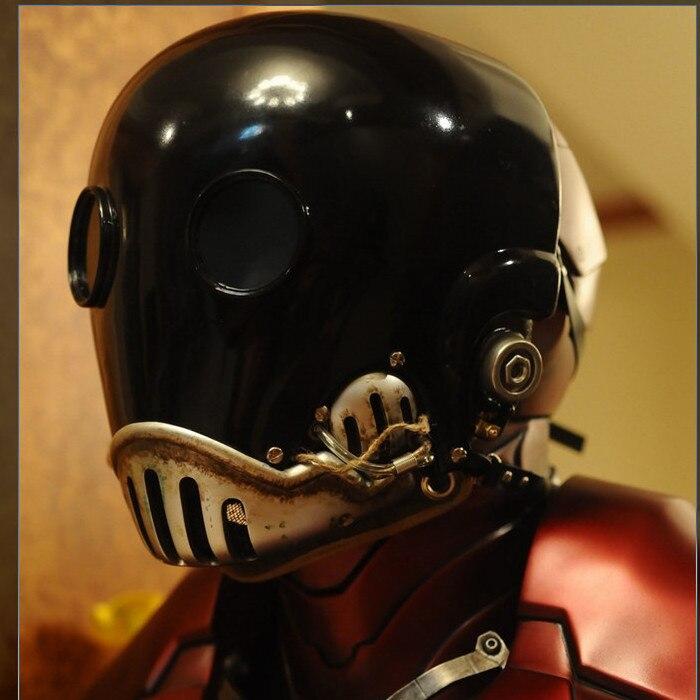 OGRM Fine résine réplique 1:1 Hellboy Kroenen masque Prop Cosplay décoration Halloween masque expédition rapide
