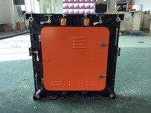 P8 na zewnątrz panel ledowy, SMD 1/4 skanowania, 512X512mm P8 odlewany pod ciśnieniem aluminium szafka, pełne kolorowe wideo wyświetlacz ledowy, ściana wideo led