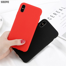 Soft Silicone TPU Ultra Thin Case For iPhone XS Max X XR iPh