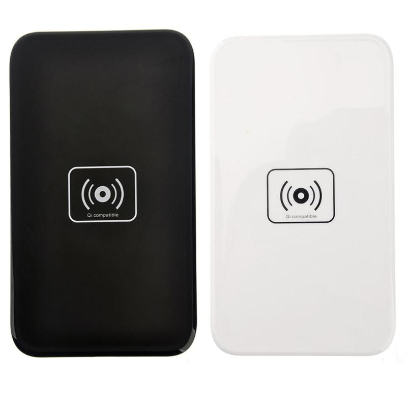Phone Charger Mount QI Wireless Fast Charging Charger Receiver for iPhone 8/X Samsung S8 Fast Wireless Charging Desktop Charger
