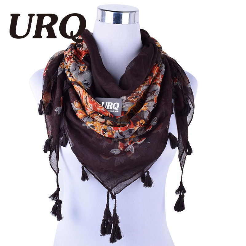 2016 New Fashion Ladies Big Square Scarf Printed Women Brand