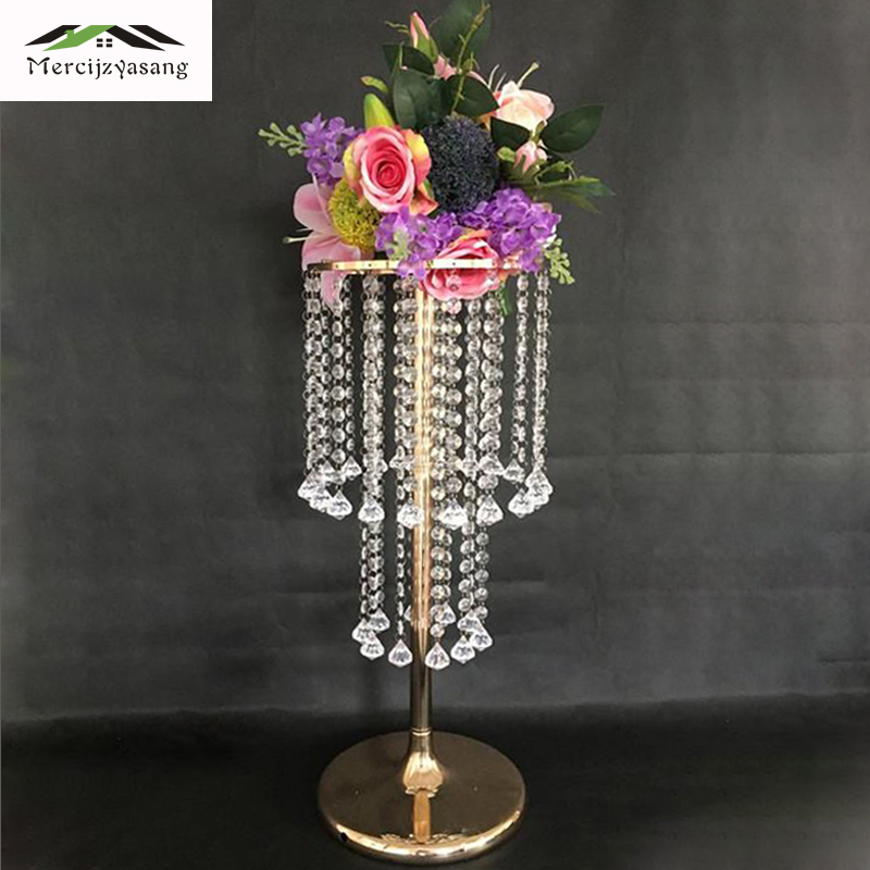 Haus & Garten 10 Teile/los Blume Vasen Boden Kristall Vase Anlage Floral Halter Blumentopf Straße Führen Für Home/hochzeit Korridor Dekoration G156