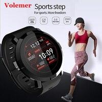 Volemer Smart Band Color Screen Blood Pressure Blood Oxygen Heart Rate Monitoring Waterproof Sport Fitness Tracker Smart Watch
