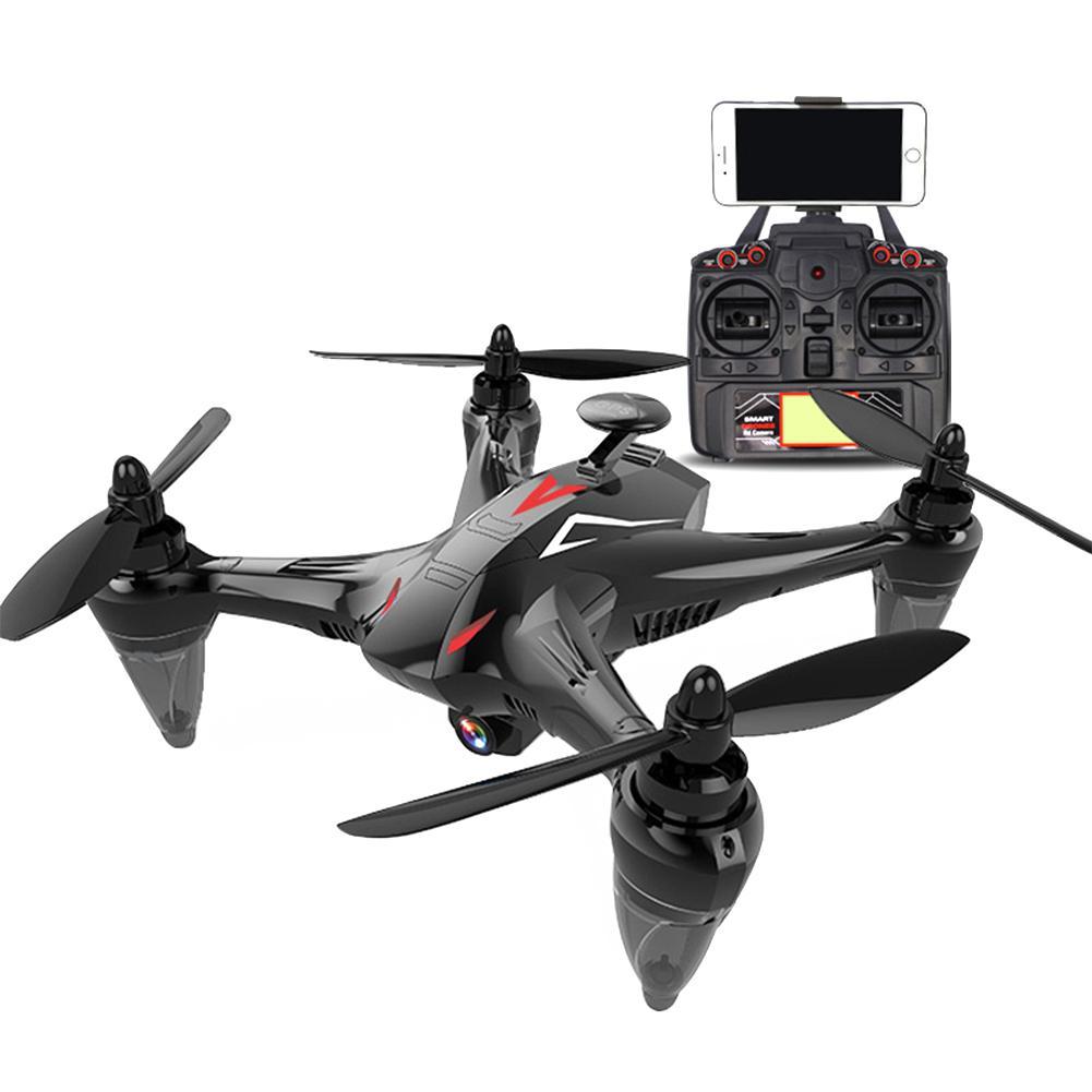 LeadingStar GW198 профессиональный 5 г WI-FI gps бесщеточный Квадрокоптер с HD Камера Радиоуправляемый Дрон игрушка в подарок