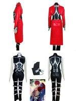 Fate/stay night Emiya Shirou Cosplay Costumes Halloween ladies party uniform Kimono anime Archer Cosplay men's wear custom