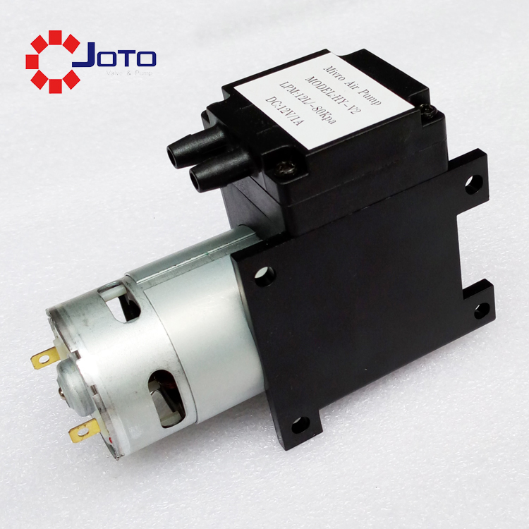DC 12V Oil less Vacuum Pump 12L min Micro Electrical Diaphragm Pump Medical Equipment font b