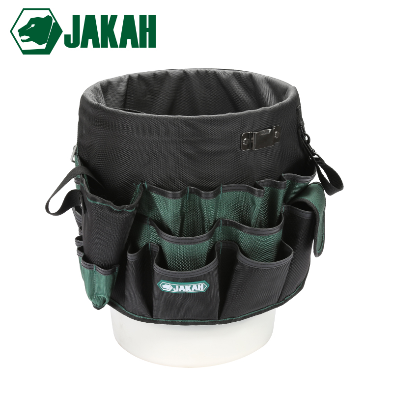 JAKAH New Bucket Bag Tool Organizer Bucket Tool Bag Free Shipping
