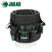 JAKAH New Bucket Bag Tool Organizer Bucket Tool Bag Free Shipping