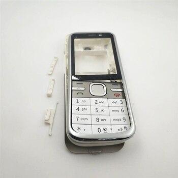 580cbbe61cc RTBESTOYZ nueva vivienda caso para Nokia C5 C5-00 con teclado en inglés