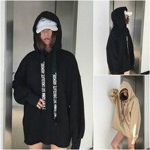 Tracksuits Women Fashion Sleeve Sweatshirts Hoodies Korean Harajuku Spring Hooded Pullovers Sweatshirt 2017 Sudaderas Mujer