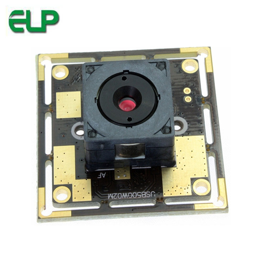 ELP 5mp Autofocus Cmos Sensor OV5640 Mini Usb Board Camera Module 60 degree lens for Telescope Endoscope elp oem 170 degree fisheye lens wide angle mini cmos ov5640 5mp autofocus usb camera module for android linux windows