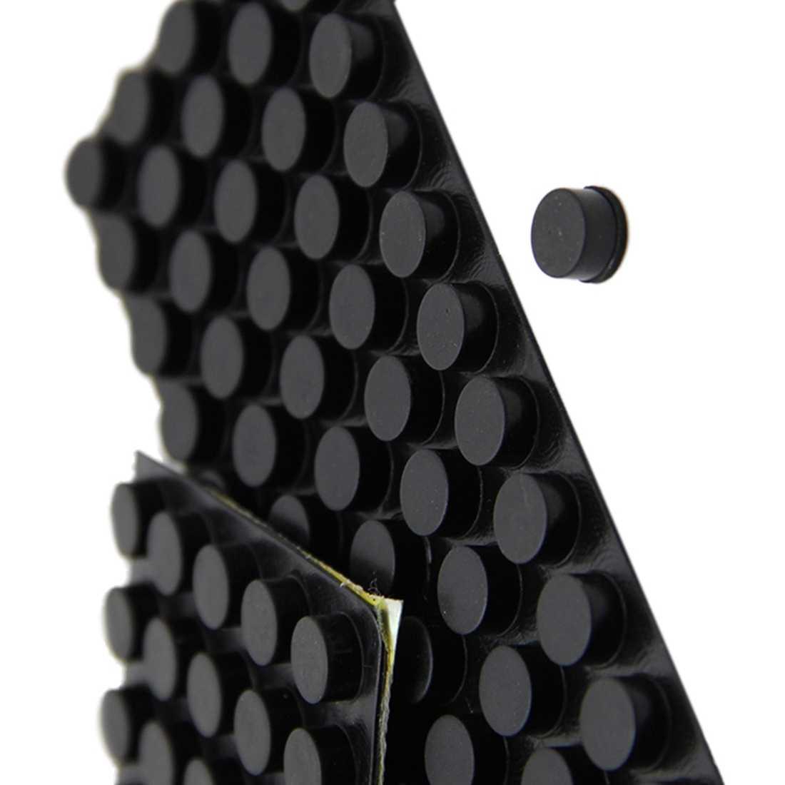 เฟอร์นิเจอร์,รอบ,10 มม.x 5 มม.,self-adhesive แผ่นยาง 6 in 1