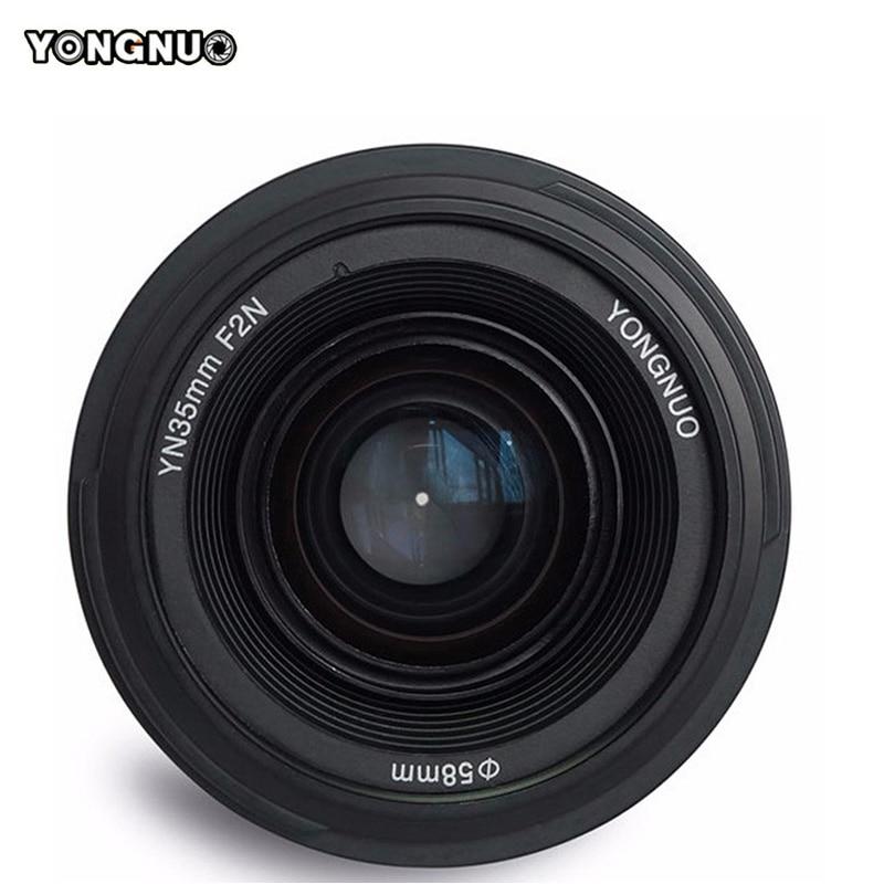 INSEESI vidvinkel stor bländare YN35mm F2 Fast autofokus objektiv - Kamera och foto - Foto 2
