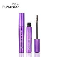 FLAMINGO Brand High Quality Volume Charming Mascara 3D Fiber Rimel Waterproof Makeup Eyelashes Beauty Cosmetics