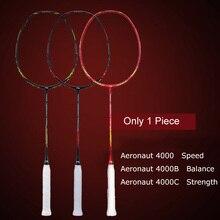 ec9f45e09 Li-Ning aeronauta 4000/4000C/4000B raqueta de bádminton forro raquetas No de