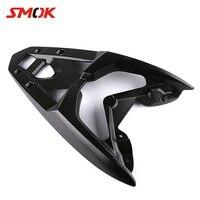 SMOK Motorcycle CNC Aluminum Alloy Rear Luggage Rack Cargo Holder Shelf Bracket For Yamaha Nmax 155 NMAX 125 N MAX 155 N MAX155