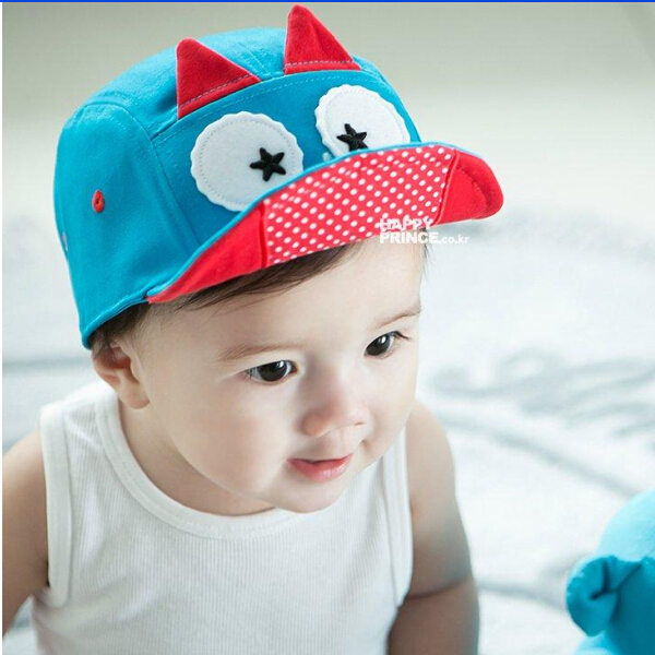 2014 Autumn Baby Girl Summer Hats For Boy Cartoon Owl Baby Hats With Ears Infant  Sun Hat Toddler Cap Newborn Photography Props 84154129d9a