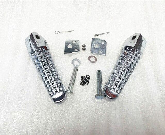 DR-Z400 tylny lewy i prawy podnóżek stóp kołki do Suzuki DRZ400 DRZ400E DRZ400S DRZ400SM podnóżki pasażera aluminiowe pedały