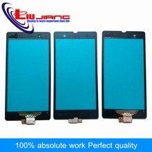 Liujiang оригинальное качество L36h Сенсорный экран Стекло с заменой дигитайзер для Sony Z LT36i L36 C6603 C6602