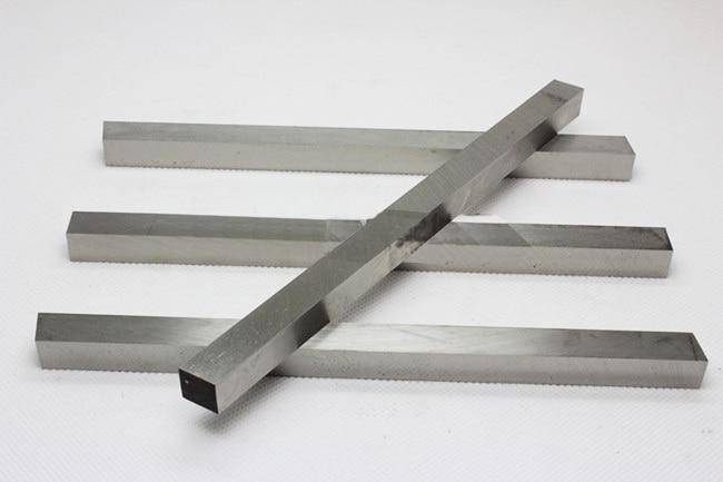 free shipping 2pcs HSS 12mm x 200mm Square Lathe Tool Bit Boring Bar Fly Cutter HRC60