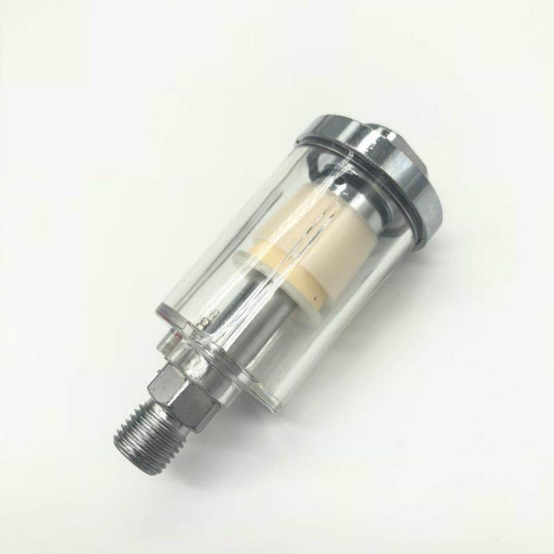 Weta Oil-Water Separator chrome spray paint gun Accessories airbrush into clean air Gas Oil Filter painting cars Pneumatic tool