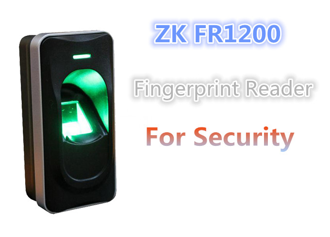 Fingerprint Reader Scanner Tool Fingerprint Access control Reader FR1200 Access Control Solutions Management biometric fingerprint access controller tcp ip fingerprint door access control reader