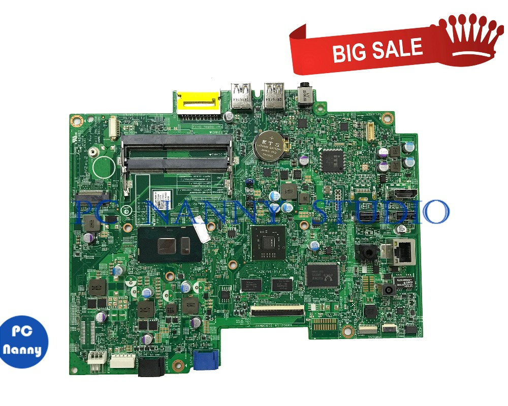 PC NANNY FOR Dell Inspiron 3059 All in One Motherboard 14091-1 I5-6200u cpu 07V011 7V011 Tested