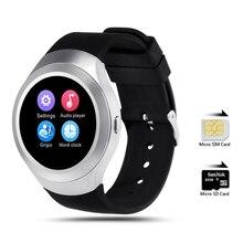 L6 bluetooth smart watch unterstützung sim tf karte hebräischen sprache smartwatch für iphone xiaomi android telefon pk kw88 u8 dz09 GT08