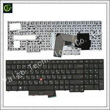 Rosyjski klawiatura do lenovo ThinkPad Edge E530 E530c E535 E545 04Y0301 0C01700 V132020AS3 RU klawiaturze laptopa