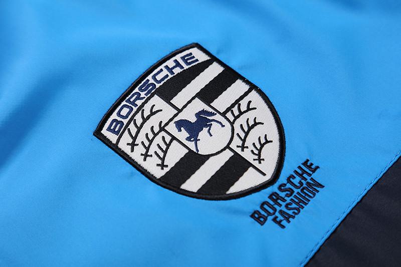 New Arrival Marka Dres Casual Sporta Kostiumu Mężczyźni Mody Bluzy Zestaw Kurtka + Spodnie 2 SZTUK Poliester Sportowej Mężczyzn 4XL 5XL SP019 22