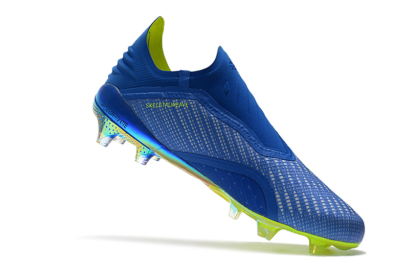 Best Quality  ZUSA X 18+ FG Outdoor Football Boots, Mens X 18+ Soccer Shoes Free shipping