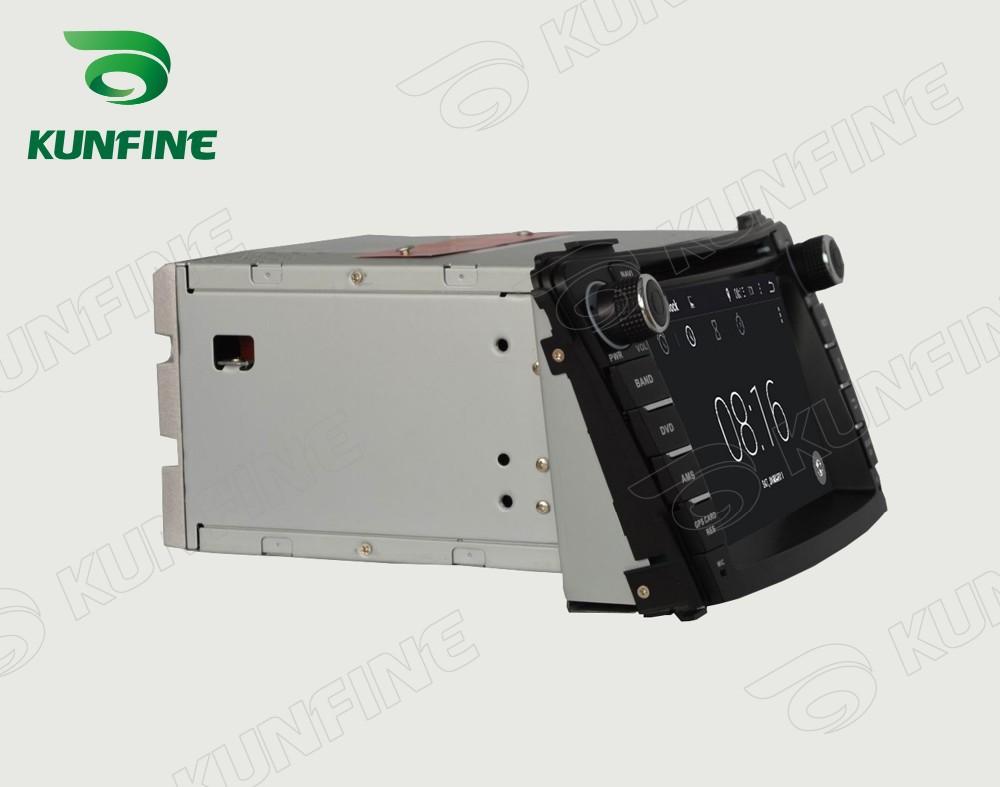 Car dvd GPS Navigation player for I40 2011-2013 7 inch D