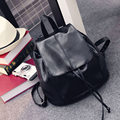 Backpack Women Pu Leather Woman Backpack High Quality Softback Mochilas Mujer School Bags For Teenagers  For Girls 2016 Bag