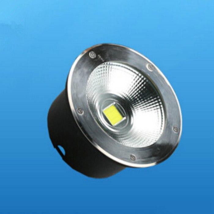 Бесплатная Доставка 10W20W30W50W Теплый Белый/Холодный Белый COB подземный свет, led встраиваемые напольные светильники AC85-265V