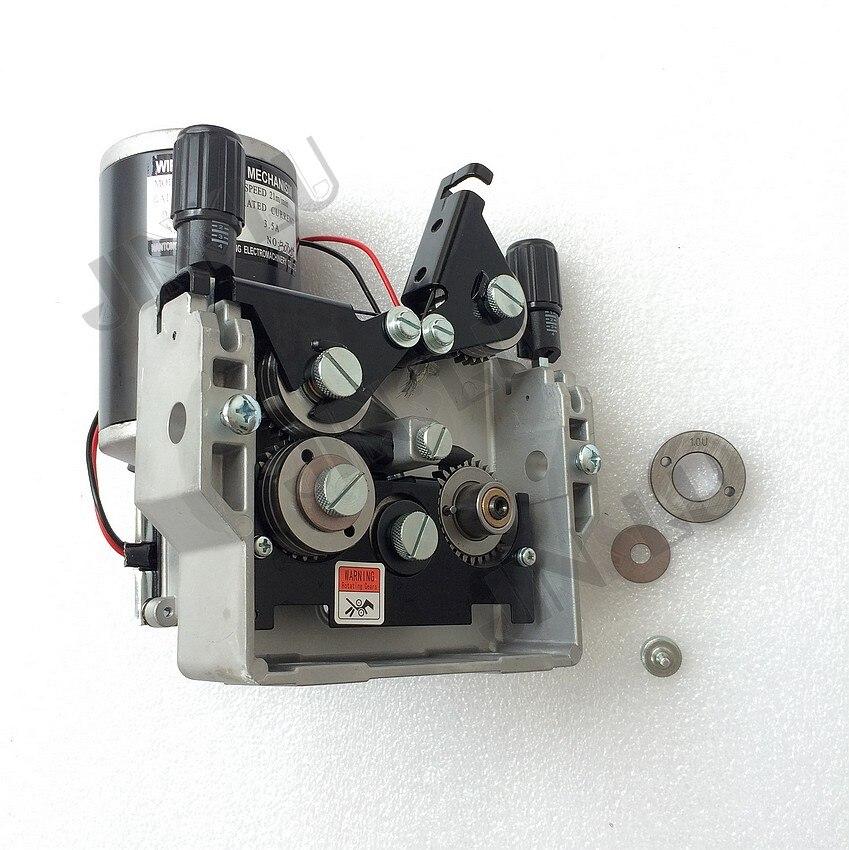 76ZY-04 Mig Draht Feeder Motor Fütterung Maschine DC24 0,8-1,0mm 2,0-21 m/Min 1PK für MIG MAG schweißen Maschine