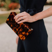 Lucite Purse Small Cross Body Bag Tortoise Acrylic Clutch Bag Tortoiseshell Box Wallet Acrylic Clutch Tortoise Cluthes