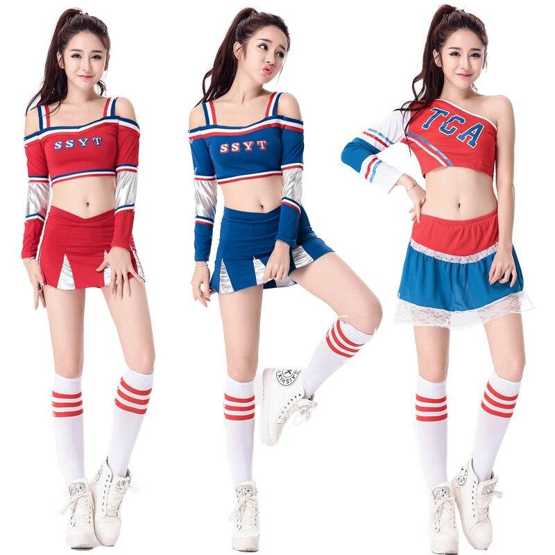 Popular Cheer Dance Costumes-Buy Cheap Cheer Dance