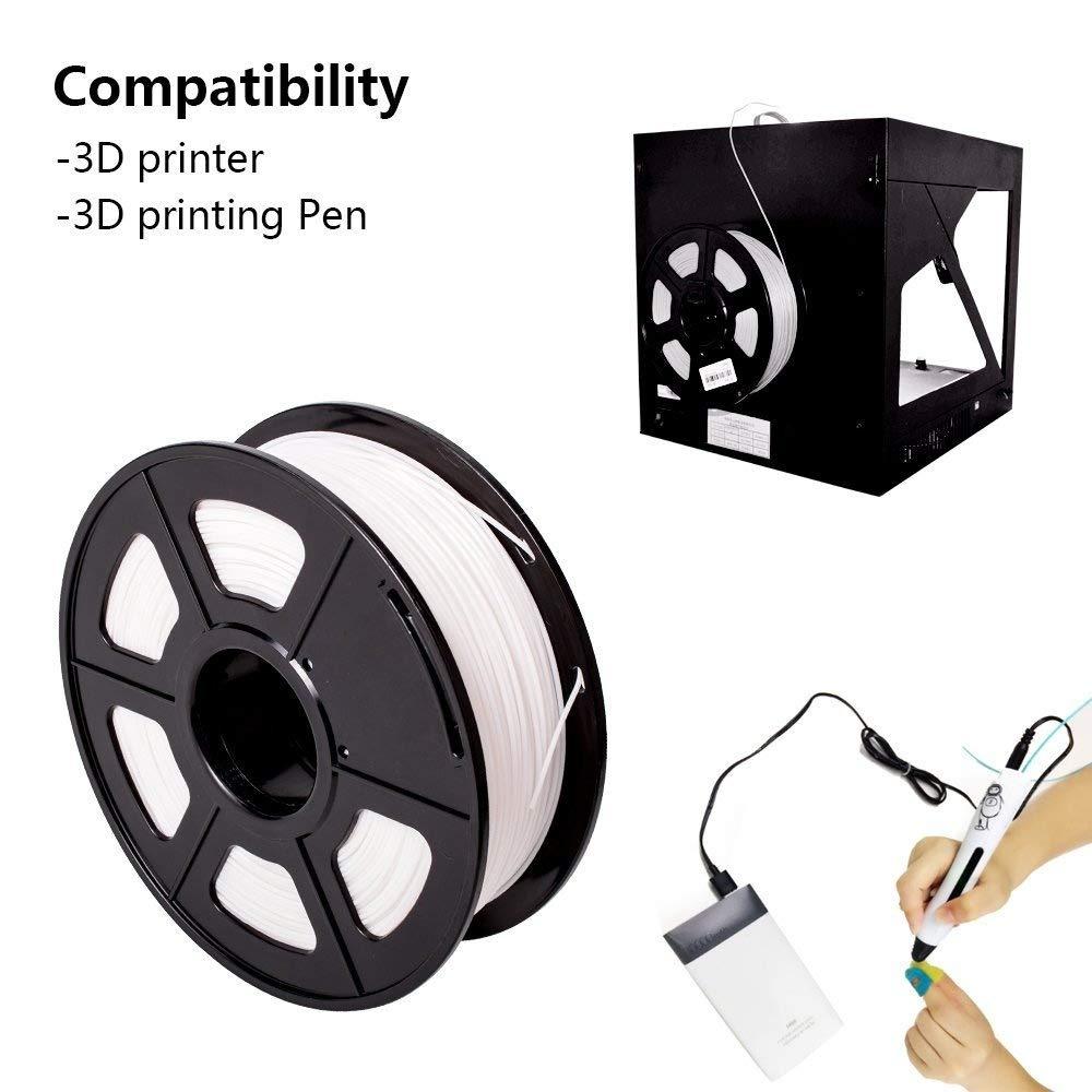 SUNLU PETG 3D filament 1.75mm 1KG(2.2lb) PETG 3D Printer Filament Dimensional Accuracy +/  0.02 mm 1 kg Spool 1.75 mm-in 3D Printing Materials from Computer & Office    3