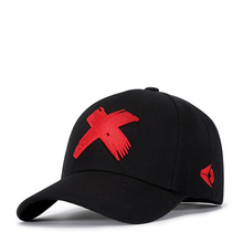 Baseball Cap Men Dad Hat Women Casual Embroidery X