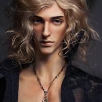 AQK BJD/ DOLL 1/4 Phillippe Doll Handsome Male Baby 44CM Free eyes