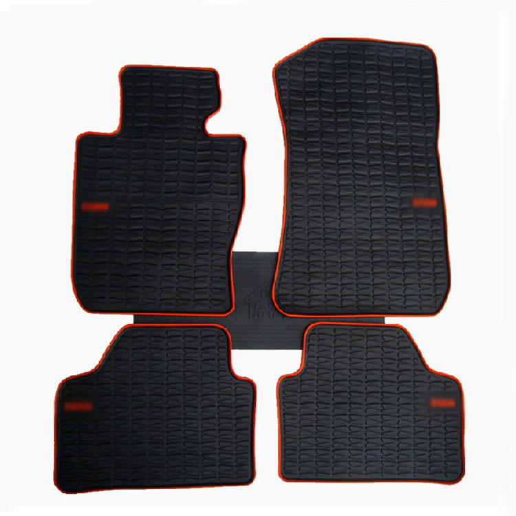 Genuine Dedicated Front&Rear Floor Slip Resistant Rubber