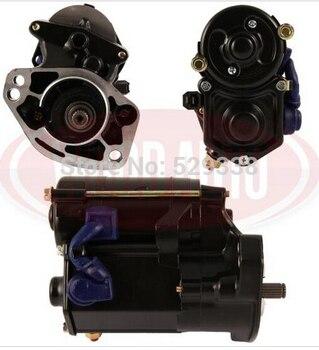 Nuevo 12 V de arranque MOTOR128000-5750 1280005750, 17617 para HARLEY DAVIDSON