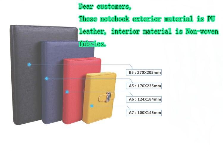 Aliexpress.com : Buy functional A7 A6 A5 B5 business handmade ...