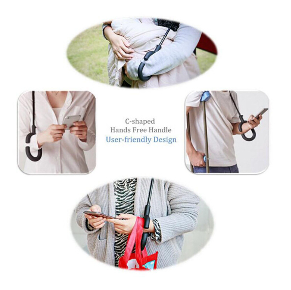 Innovaatiline tagurpidi lahti-ja kokkukäiv vihmavari / 26 erinevat värvivalikut / Better Brella 4